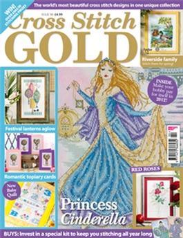 Cross Stitch Gold (uk) Magazine   from AU$96.24