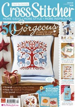 Cross Stitcher (uk) Magazine   from AU$154.68