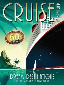 Cruise Passenger Magazine   from AU$29.95