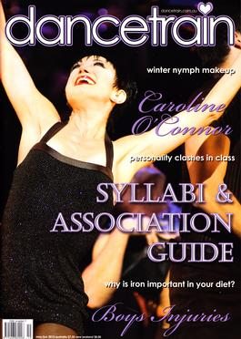 Dancetrain Magazine   from AU$48.50
