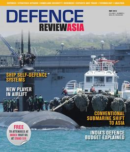 Defence Review Asia - Digital Magazine   from AU$40.00
