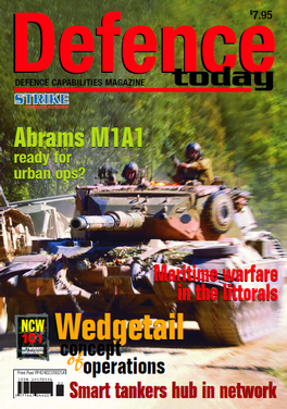 Defence Today Magazine   from AU$35.00
