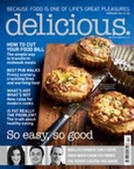 Delicious (uk) Magazine   from AU$223.00