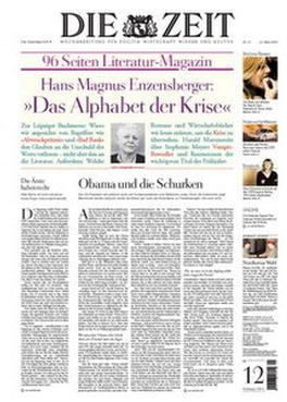 Die Zeit (ger) Magazine   from AU$1,060.80