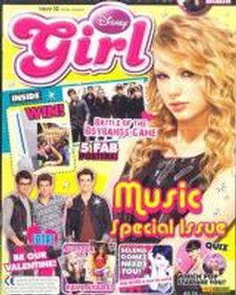 Disney Girl (uk) Magazine   from AU$164.00