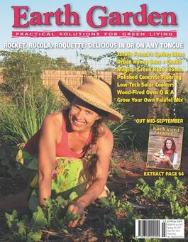 Earth Garden Magazine   from AU$30.00