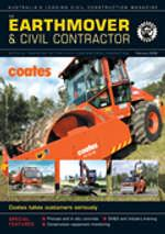 Earthmover & Civil Contractor Magazine   from AU$242.00