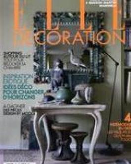 Elle Decoration France Magazine   from AU$120.00