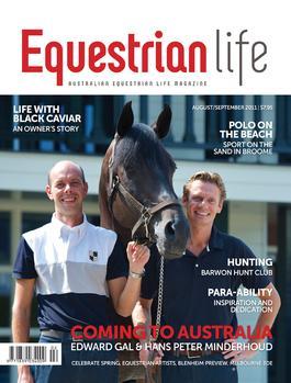 Equestrian Life Magazine   from AU$39.95