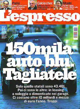 Espresso (italia) Magazine   from AU$825.00