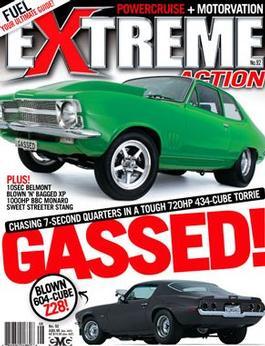 Extreme Action Magazine   from AU$91.00