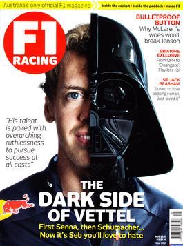 F1 Racing Magazine   from AU$64.95