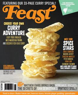 Feast Magazine   from AU$54.00