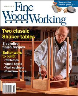 Fine Wood Working (usa) Magazine   from AU$191.00