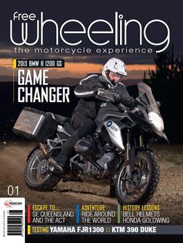 Free Wheeling Magazine   from AU$52.00