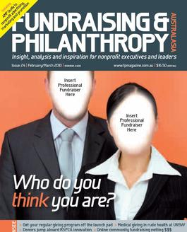 Fundraising And Philanthropy Australasia Magazine   from AU$109.00