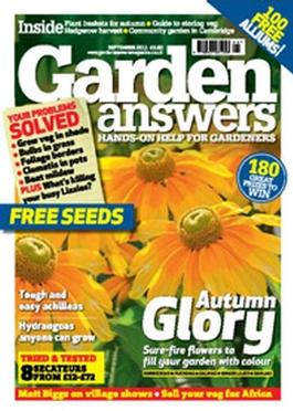 garden answers uk magazine magazine from au8500 - Garden Answers