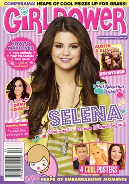 Girl Power Magazine   from AU$59.00
