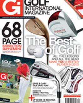 Golf International Magazine   from AU$240.00