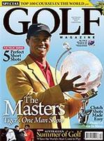 Golf Magazine   from AU$77.00