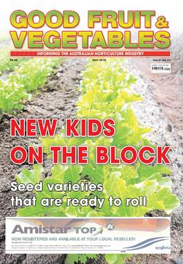 Good Fruit & Vegetables Magazine   from AU$66.00