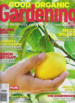 Good Organic Gardening Magazine   from AU$39.95
