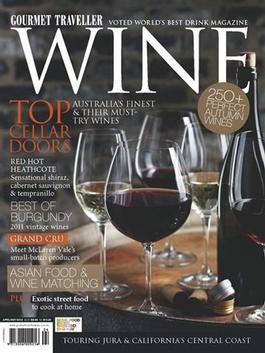 Gourmet Traveller Wine Magazine   from AU$44.95