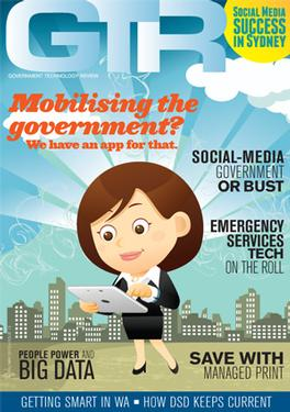 Government Technology Review Magazine   from AU$55.00
