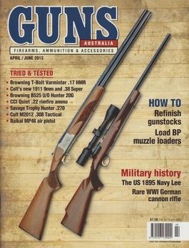 Guns Australia Magazine   from AU$30.00