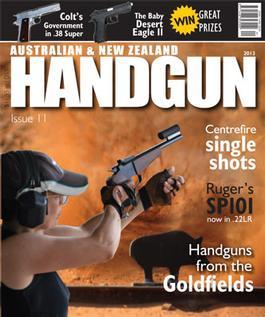 Handgun Magazine   from AU$11.95