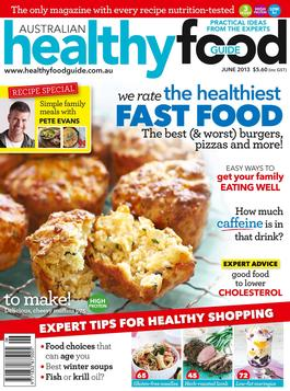 Healthy Food Guide Magazine   from AU$57.00