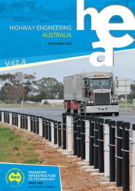Highway Engineering Australia Magazine   from AU$66.00