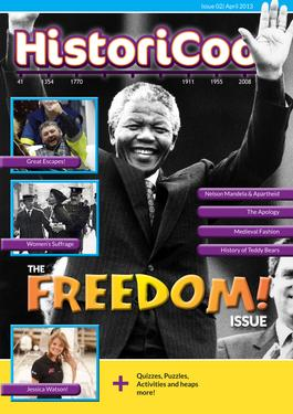 Historicool Magazine   from AU$42.00