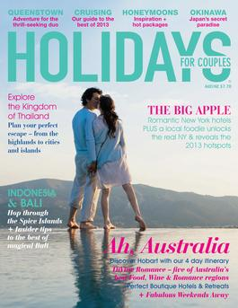 Holidays For Couples Magazine   from AU$10.78