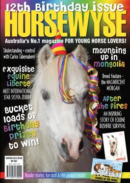 Horsewyse Magazine   from AU$28.00