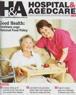 Hospital & Agedcare Magazine   from AU$79.00
