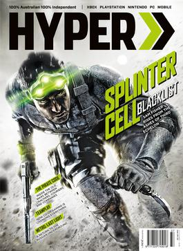 Hyper Magazine   from AU$90.00