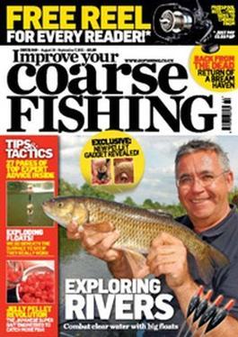Improve Your Coarse Fishing (uk) Magazine   from AU$102.00