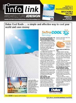 Infolink Architecture & Design Magazine   from AU$40.00