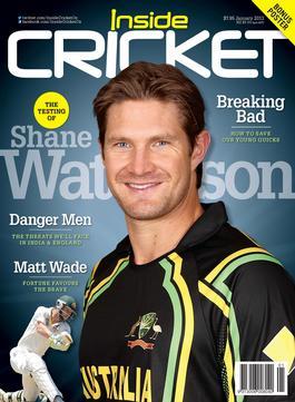 Inside Cricket Magazine   from AU$25.00
