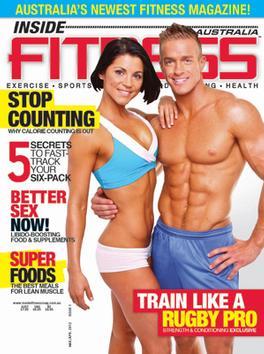 Inside Fitness Magazine   from AU$42.95