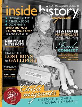 Inside History Magazine   from AU$75.00
