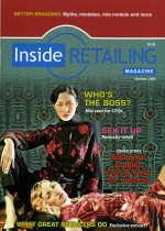 Inside Retailing Magazine   from AU$495.00