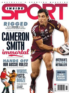Inside Sport Magazine   from AU$85.00