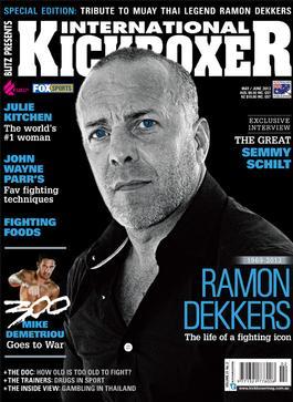 International Kickboxer Magazine   from AU$49.95