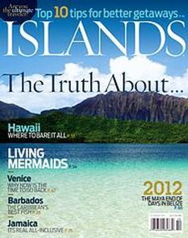 Islands (usa) Magazine   from AU$105.00