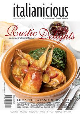 Italianicious Magazine   from AU$37.50