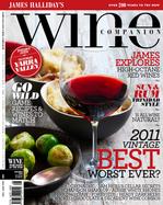 James Hallidays Wine Companion Magazine   from AU$25.00