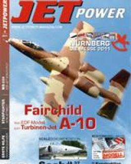 Jet Power (ger) Magazine   from AU$80.94
