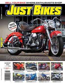 Just Bikes Magazine   from AU$60.00